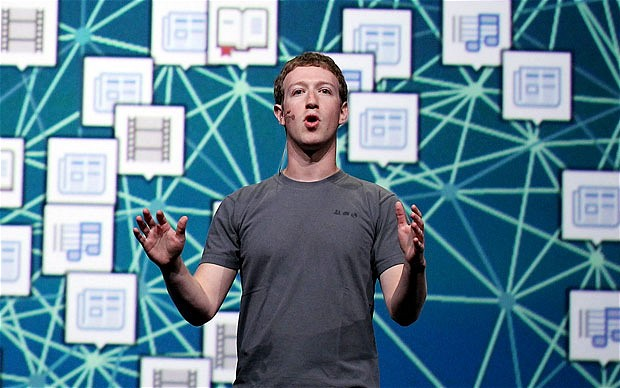 Facebook makes Timeline compulsary - Image courtesy of Getty Images