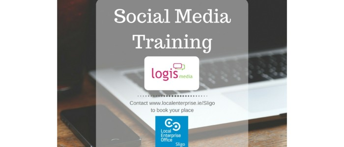Debbie Woodward Social Media expert Sligo delivering training for Local Enterprise Office Sligo